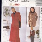 McCall's Sewing Pattern 9522 Suit, Lined Jacket, Skirt and Pants, Size 14 16 18