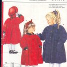 Burda Sewing Pattern 5915 Classic Girl's Coat, Size 2 - 6