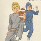 Kwik Sew Sewing Pattern 1149 Boy's Sweats and Hoody, Sizes 4 - 7