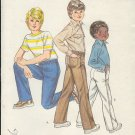 Kwik Sew Sewing Pattern 1296 Boy's Pants, Pull on, Size 4 - 7