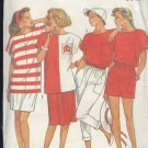 New Look Sewing Pattern 6327 op, Pants, skirt and shorts, Size 8 - 18