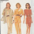 New Look Sewing Pattern 6065 Skirt, in two lengths, Blouse/Jacket and Belt, Size 8-18
