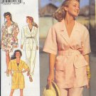 Style Sewing Pattern 2296 Jacket, Top, Pants and Shorts, Size 8-18