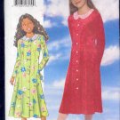 Butterick Sewing Pattern 5284 Girl's Dress, Size 12 14
