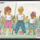 Butterick Sewing Pattern 5523, T shirt, Pants and shorts for sizes 5 6 6x