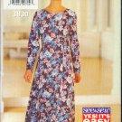 Butterick Sewing Pattern 3830 Classic Dress Sizes 6 8 10