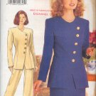 Butterick Sewing Pattern 4262 Handsome Suit - Jacket, Skirt and Pants, Size 12 - 16