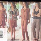Butterick Sewing Pattern 5050 Shirt, Skirt, Tank Top and Pants, Size 12 14 16