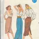 Butterick Sewing Pattern 6788 Three Skirts, Size 10