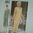 Vogue Sewing Pattern 9596 Pants, Flaired Skirt and Jacket/Tunic, Size 8 10 12
