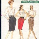 Vogue Sewing Pattern 7133 Three Skirts, size 6 8 10