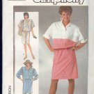 Simplicity Sewing Pattern 7318 Dress in two versions, Size 10 12 14