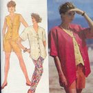 Simplicity Sewing Pattern 7750, Top/Jacket, shorts and pants, Size 6-12