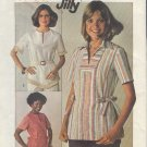 Simplicity Sewing Pattern 7894 Top with three variations, Size 12