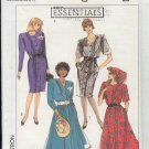 Simplicity Sewing Pattern 9246 Handsome  Shirtwaist dress in four versions, Size 6 - 14