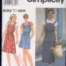 Simplicitiy Sewing Pattern 9409 Jumper in three lengths, Size 6-16