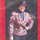 Sewing Pattern, Casa Carter Collections, Classic Afghan Jacket, One Size