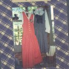 Sewing Pattern, Country House Quilts Country Jumper,  S M L