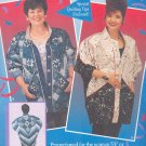 Sewing Pattern D'ates design, Inc. 3759P Petite dolman jacket, XM - XL