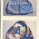 Sewing Pattern, Romance Bag, 18  X 27""