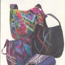 Sewing Pattern, Ghee's 781 Pocket Pouch, Includes 2 magnetic snaps, Sizes S M L