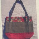 Sewing Pattern, Romance Bag, 12 X 18 and 12 X 15 inches