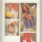 Simplicity Sewing Pattern 8874, Four bags, One Size each