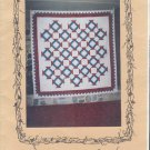 Sewing Pattern, North Woods Quilt Designs, Farina Pattern, 80 X 80 inches