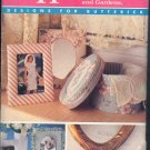 Butterick Sewing Pattern 4349, Bandbox, frames Several Sizes