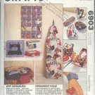 McCall's Sewing Pattern 6903, Sewing Hams, Ironing board Cover, Sewing Accessories