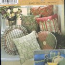 Simplicity Sewing Pattern 8859, 11 Styles, Throw Pillows