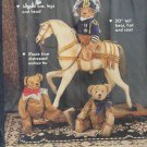 Sewing Pattern, Gooseberry Hill, Napoleon, 20 Bear, hat and coat