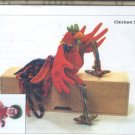 Sewing Pattern, Elinor Peace DBailey, Chicken Shaman, About 20 inches