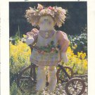 "Sewing Pattern, Pattern Garden, Blossom Doll 19"" with clothes, Sweet"