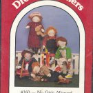 "Sewing Pattern, Dream Spinners, No Girls Allowed, 32"" boy doll with clothes"