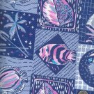 "Sewing Fabric Cotton Hawaii print, 3 yds X 44""  No. 146"