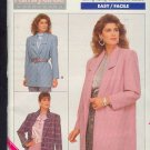 Sewing Pattern Butterick 5759 Handsome Jacket, Size 12-14-16