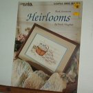 Cross Stitch Pattern HEIRLOOMS Basket and quilt Sweet