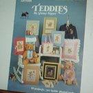 Cross Stitch Patterns 10 Designs  TEDDY BEARS for Kids