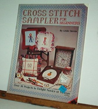 Cross Stitch Patterns, Sunbonnet Sue, Boy and some jar lids. 10 designs