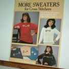 Cross Stitch Patterns for Sweaters and sweatshirts, 12 patterns