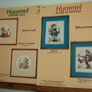 Cross Stitch Patterns, HUMMEL Bashful, Globetrotter, Meeting on the Mountain and Meadow 4 designs