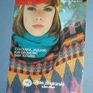 Knitting Pattern Lane Borgosesia 201 Designer women's sweaters, Italy