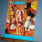 Crochet Patterns, STRING DOLLS 11 designs