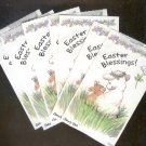 Scrapbooking - Stickers - 7 sheets  Easter Bunny Blessings