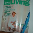 Magazine - Martha Stewart Living - Free Shipping - No.  13  - April & May 1993