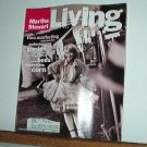 Magazine - Martha Stewart Living - Free Shipping - No.  15 - August & September 1993