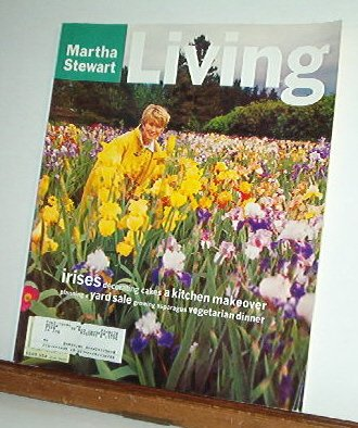 Magazine - Martha Stewart Living - Free Shipping - No. 29 May 1995