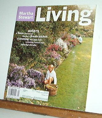 Magazine - Martha Stewart Living - Free Shipping - No.42  September 1996