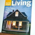 Magazine - Martha Stewart Living - Free Shipping - No.43 October 1996